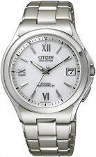 Citizen ATD53-2842 Attesa Eco-Drive Titanium Men's Watch from Japan NEW
