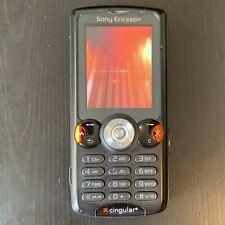 Sony Ericsson W810i Satin Black Mobile Phone - (Used) UNLOCKED