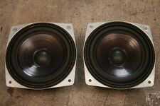 BMW E36 Z3 M3 318 320 323 325 328 Nokia Front Footwell Speakers Pair