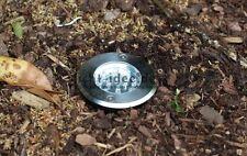 Bodeneinbaustrahler Einbaulampe Einbauspot Boden Strahler Led 6-Set sehr flach