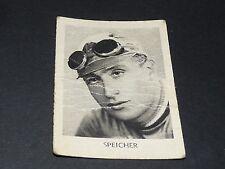 CYCLISME TOUR DE FRANCE 1935-1938 GEORGES SPEICHER FRANCE CICLISMO WIELRIJDER