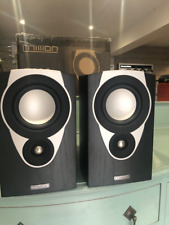 Mission SX1 bookshelf loudspeakers, Black Oak finish, pair, £275.00
