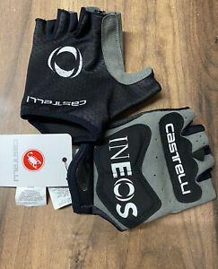 Castelli Summer Cycling Glove / Track Mitts Brand New Team Ineos Race Edition