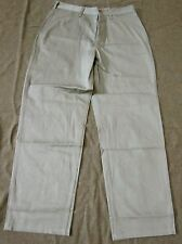 WWII US USMC MARINE P1941 P41 SUMMER HBT COMBAT FIELD TROUSERS-LARGE