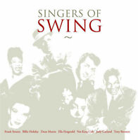 Singers of Swing - 1950s 50s Music 2 CD New Sealed