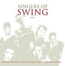 Singers of Swing - 1950s 50s Music 2 CD New Sealed