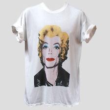 Michael Jackson Funny Pop Art T shirt Printed Graphic Cool Tee  Men/Women