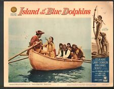 Island of the Blue Dolphins-Lobby Card-#3-1964-Julie Payne