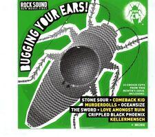 (GR780) Rock Sound 139, 15 tracks various artists - 2010 CD