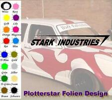 Stark Industries nr1 JDM Sticker Autocollant oem Power fun like Shocker Hiver