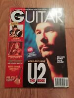 GUITAR MAGAZINE VOL. 5 NO 12 DECEMBER 1995 JOE SATRIANI U2 SMASHING PUMPKINS
