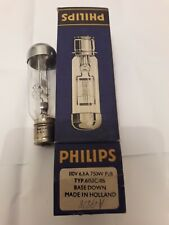 VINTAGE PHILIPS PROJECTOR LAMP 750W 6153C/05