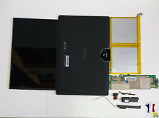 Pièces 100% Original Acer iconia one 10 B3-A40 lcd,couvercle arrière,hp,caméra..