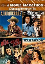 NEW 2DVD SET // Classic Western Collection  // RANDOLPH SCOTT , AUDIE MURPHY,