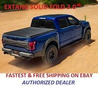 Extang 83350 Solid Fold 2.0 Tonneau Cover Fits 2015 - 19 CANYON/COLORADO 5FT BED