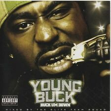 YOUNG BUCK Buck Um Down CD ALBUM   NEW - NOT SEALED