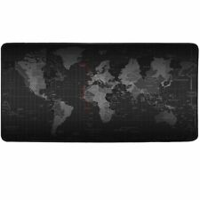 New Large Mouse Pad Extended Gaming XXL 900x300cm Big Size Desk Mat Black