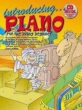Introducing Piano Young Beginner by Andrew Scott (2004, CD / Paperback)