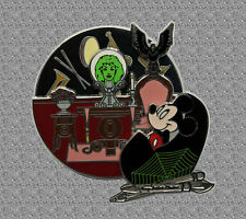 Mickey in Haunted Mansion Doombuggy Pin - Started With Walt - Disney LE 500