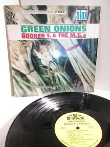 BOOKER T. & THE MG'S - GREEN ONIONS - US Stax SD 701, 1968 vg++