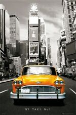 New York (Taxi no 1) - Poster 61x91,5 cm