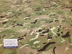 1000D Nylon, EREBIS ATP Military Print (D10) All Terrain Pattern, 3 or 5 metres