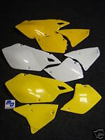 UFO SUZUKI DRZ400E 00-CURRENT SIDE PANELS 3979