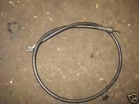 77 YAMAHA XS750 XS 750 SPEEDO SPEEDOMETER CABLE #