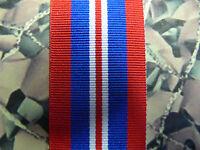 Full Size Medal Ribbon - War Medal 1939 - 1945 WW2