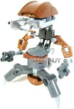 LEGO STAR WARS COPPER TOP DROIDEKA DROID FIGURE + GIFT - FAST - 7662 - 2007 NEW
