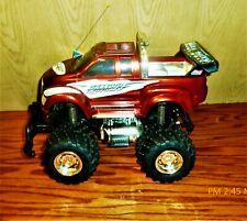 Radio Shack Ram Rod-Mega Duty Rc Truck & Batt Pack-No Remote-Vintage