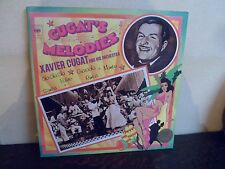 """2 LP 12"""" XAVIER CUGAT and His Orchestra - M/MINT - NEUF - CBS 88 109 - HOLLAND"""