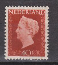 NVPH Netherlands Nederland nr 486 ong MLH Koningin Wilhelmina 1947-1948 Pays Bas