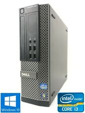 Dell Optiplex 790 SFF - 320GB HDD, Intel Core i3-2120, 4GB RAM - Win 10 Pro