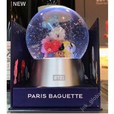 BT21 X PARIS BAGUETTE [LIMITED SNOW BALL] NEW+ Free Traking Num (Remove Battery)