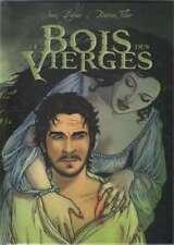 Tirage de tête Tillier Le Bois des Vierges Tome 2 400ex.-signé 26x36 cm