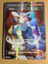 Karen Full Art XY177a Premium Trainer's Collection - Near Mint Pokemon Card