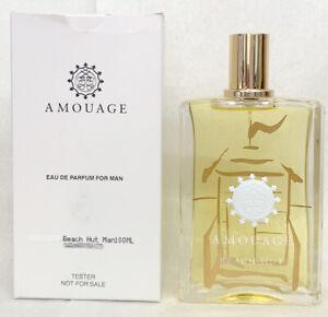 AMOUAGE BEACH HUT MAN 3.4 oz (100 ml) Eau de Parfum EDP Spray NEW TESTER
