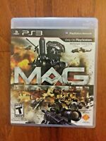 MAG – PLAYSTATION 3 (PS3) – VIDEO GAME