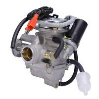 New Carburetor PD24J For GY6 150cc ATV Scooter 157QMJ Go Kart Engine