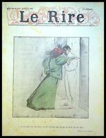 Le RIRE N°68 du 22 Février 1896