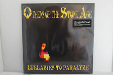 Queens of the Stone Age - Lullabies To Paralyze 2011 UK 2x180g Vinyl Gatefold LP