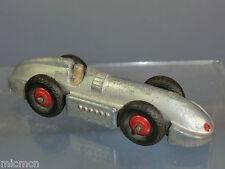 """Vintage DINKY TOYS modèle No.23e """"la vitesse du vent"""" voiture de course"""