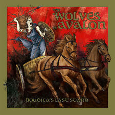 """The Wolves of Avalon """"Boudicca's Last Stand"""" (NEU / NEW) Pagan-Metal"""