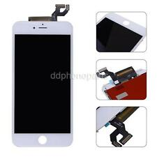"White LCD Screen 3D Touch Digitizer + Bezel Frame For iPhone 6S Plus 5.5"" USA"
