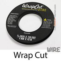 """""""WrapCut Wire"""" - 45m, fil métallique de coupe film vinyl, adhésif, covering wrap"""