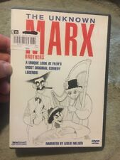 The Unknown Marx Brothers (DVD, 1998)