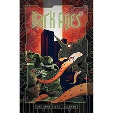 Dark Ages, Dan Abnett, New Book