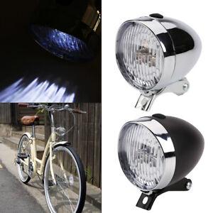 LED Fahrradlampe Set Vorderlicht Rücklicht Fahrrad Beleuchtung Fahrradlicht