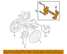 MITSUBISHI OEM 06-12 Eclipse Rear-Brake Disc Caliper 4605A236